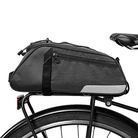 Amazon.com: PANNIERS - Bolsa para el maletero de bicicleta ...