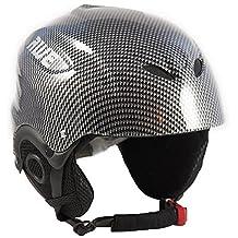 AWE® Ski Snowboarding Freeride Out Mould Helmet Adult 58-61cm CE EN 1077 Standards, TUV Tested