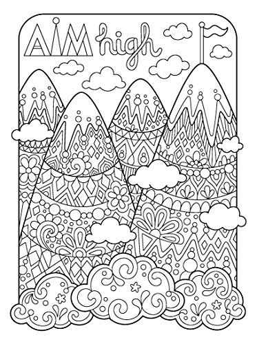 Live For Today Coloring Book Is Fun Design Originals 32 Inspiring