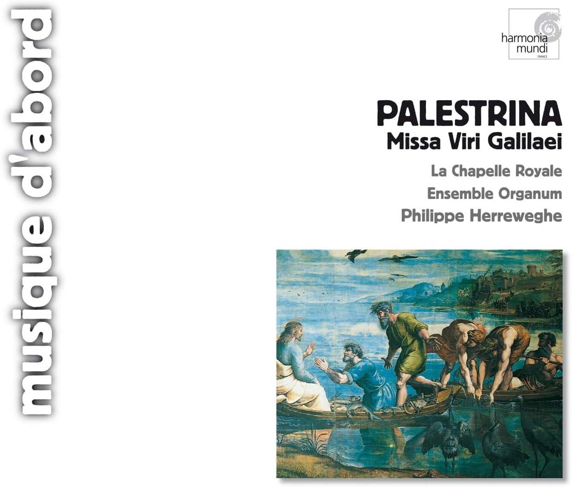 Missa Viri Galilaei: Palestrina, G.: Amazon.it: Musica