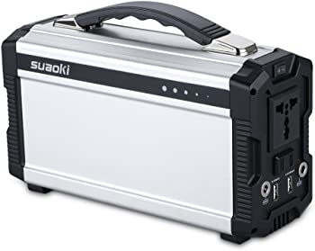 Suaoki 211828001-01 200W Portable Generator