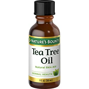 Nature's Bounty Tea Tree Oil 1 oz ( Pack of 3)