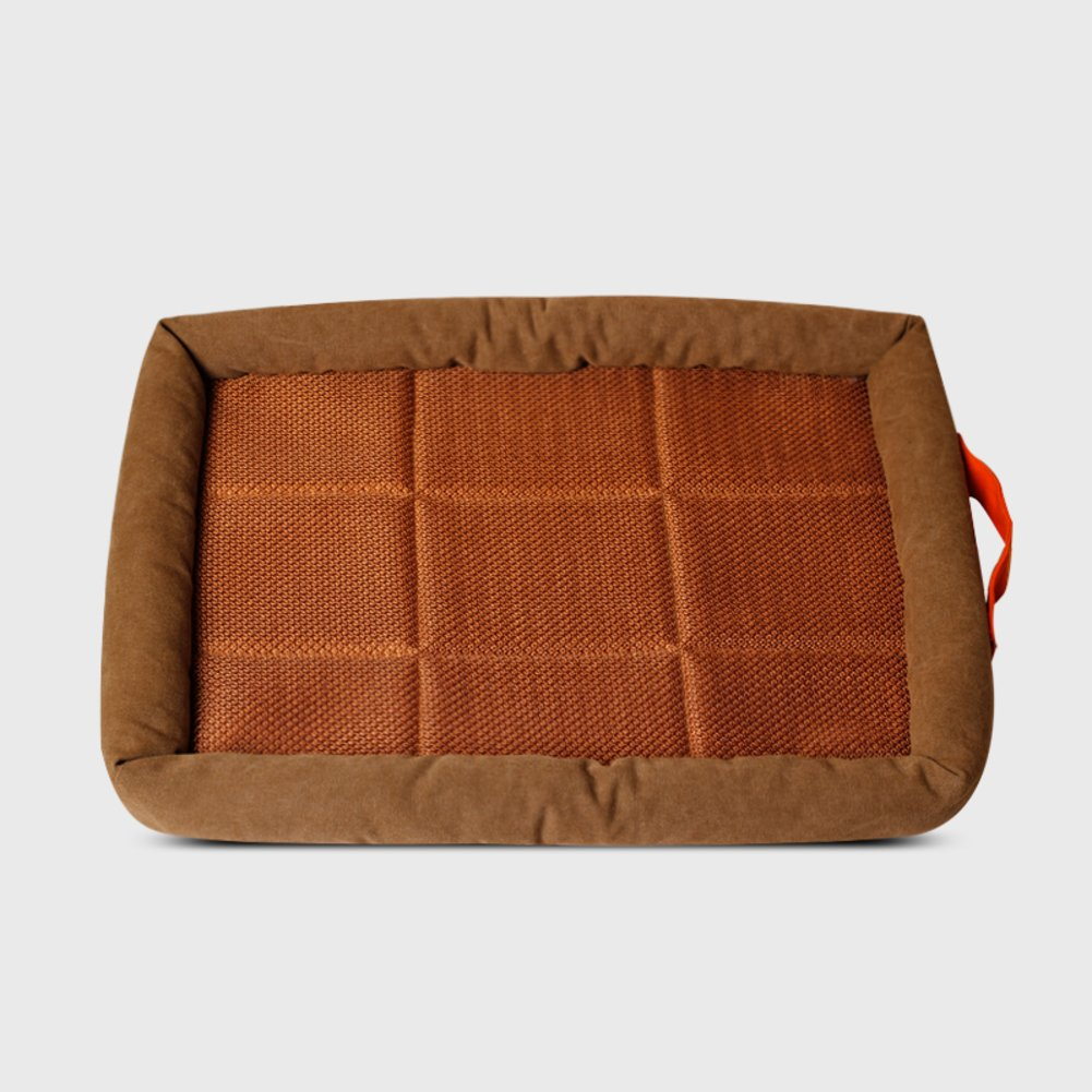 Autumn and winter kennel double mats Cat Kennel four seasons-C 68x48cm(27x19inch)