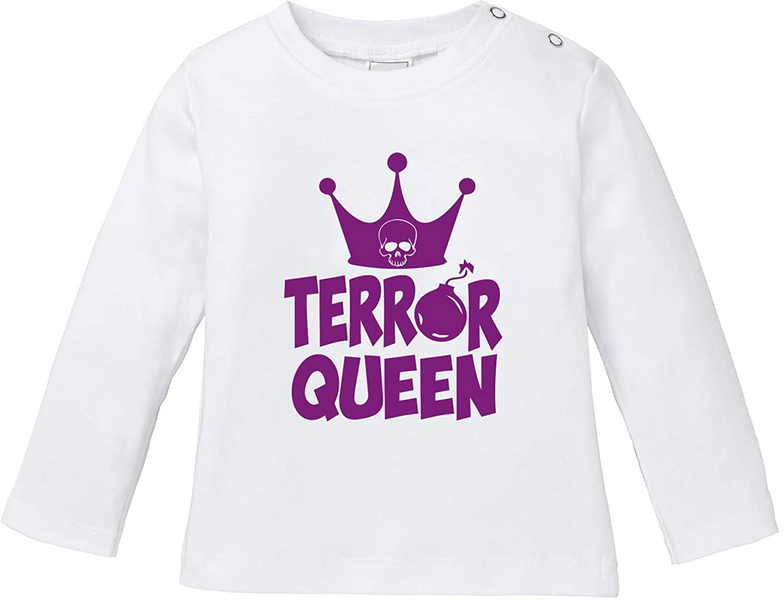 EZYshirt Terror Queen Baby T-Shirt Longsleeve