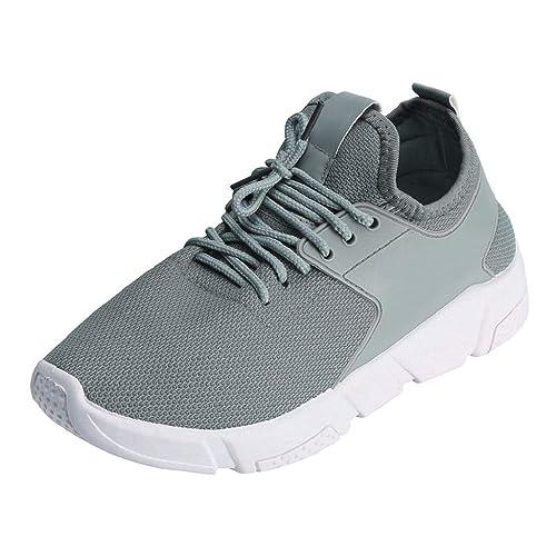 QUICKLYLY Zapatillas de Mujer Zapatos de Corriendo Calzado Casual y  Deportivo  Amazon.es  Zapatos y complementos bdfd044f1a481
