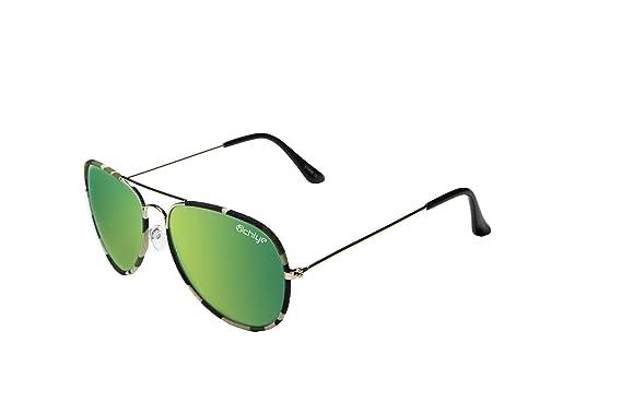 Gafas De Sol colección PIXIE Camuflaje Verde/Amarillo Revo ...