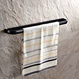 Functional Design Oil Rubbed Bronze Towel Bar Rack Bathroom Towels Hanger …
