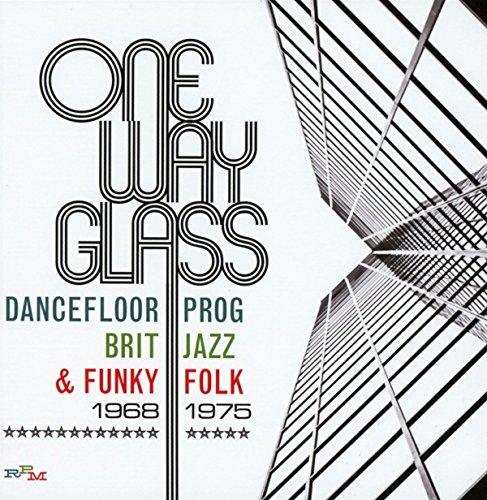 One Way Glass: Dancefloor Prog Brit Jazz & - Glasses Discount Australia