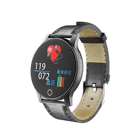 Amazon.com: FEDULK PPG ECG Smart Watch Monitor Blood ...