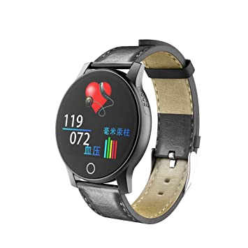 Amazon.com: Nesee PPG ECG Smart Watch Monitor Blood Pressure ...