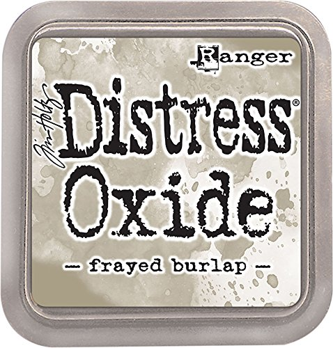 Ranger Tholtz Distress Ink Pad Oxide Frayed Burlap