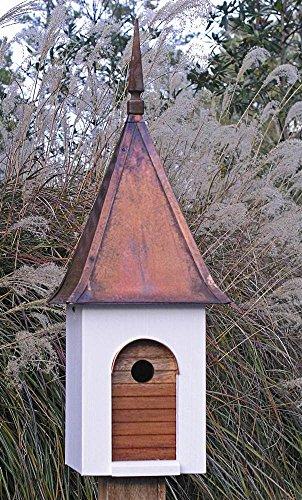 Heartwood 105D French Villa Decorative Bird House