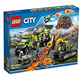 LEGO City - Volcano Exploration Base, Imaginative Toys, 2017 Christmas Toys