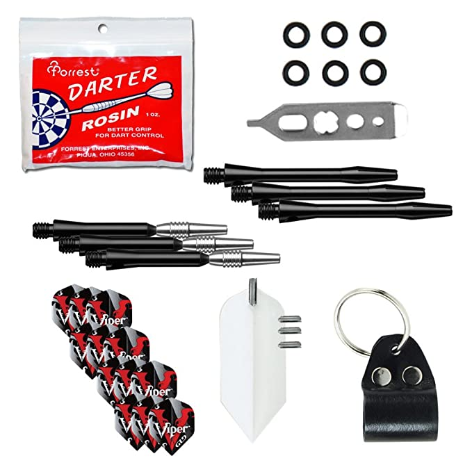 Steel Tip Darts Tune Up Tool Kit
