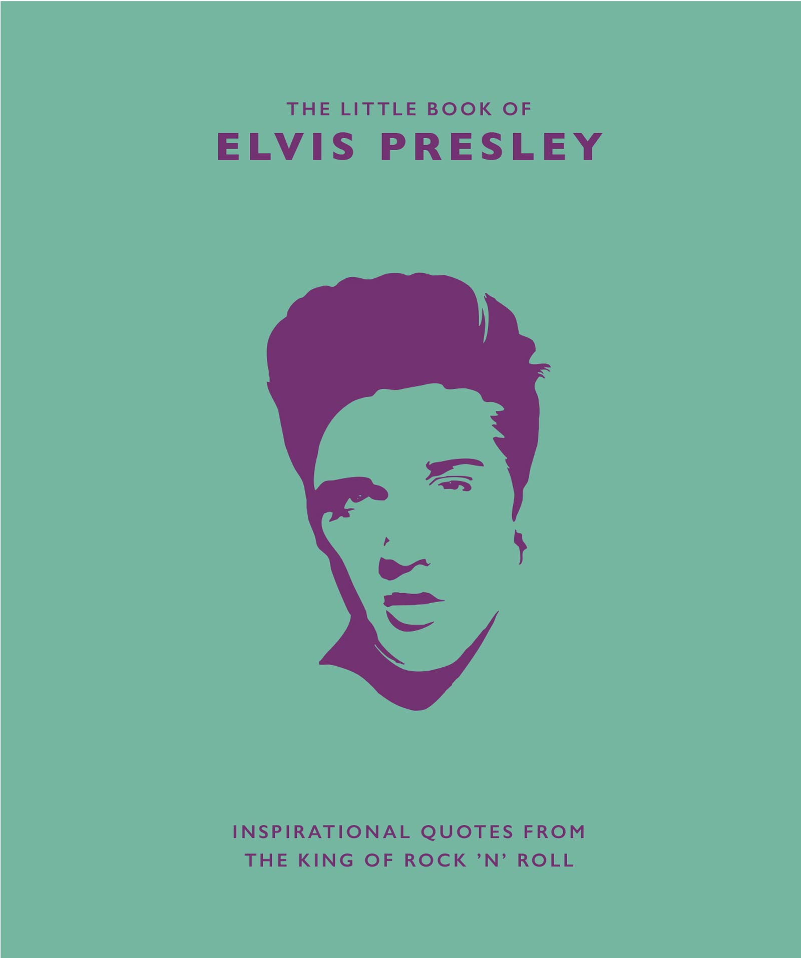 Elvis Presley 41 American Singer Actor Icon King Of Rock And Roll Quote Poster