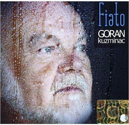 Goran Kuzminac - Fiato - Cover
