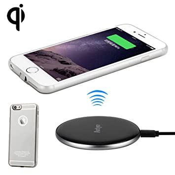 Antye Qi Kit Cargador inalámbrico para iPhone 6 Plus/6S Plus ...