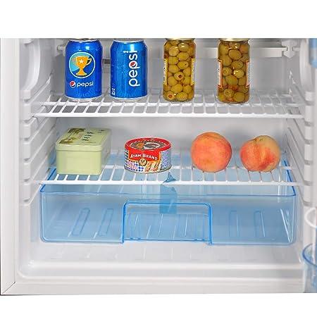 Smad Mini Refrigerador de Propano Refrigerador de 3 Vías con ...