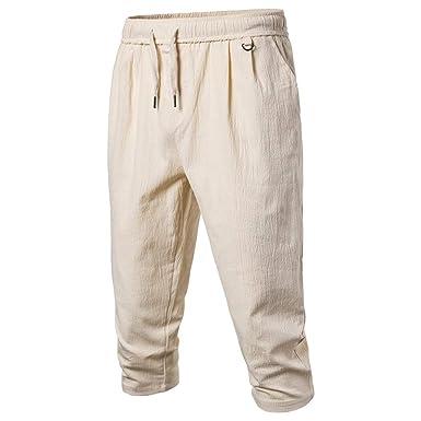Romantic Lin Sept Points - Pantalón de chándal elástico, con ...
