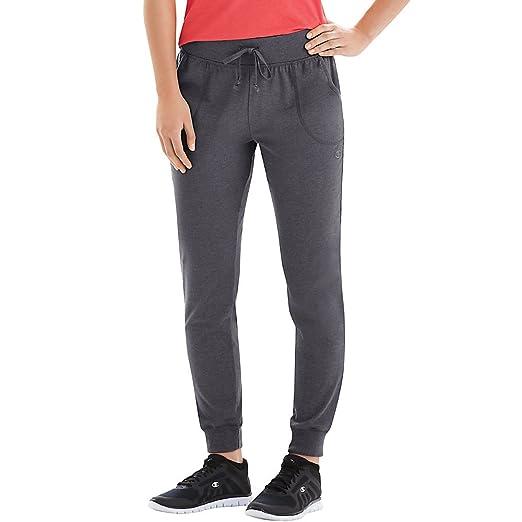 83219860acb7 Champion Women s Jersey Pocket Pants at Amazon Women s Clothing store