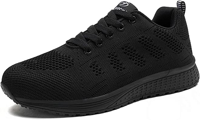 Women Trainers Ladies Running Shoes Gym