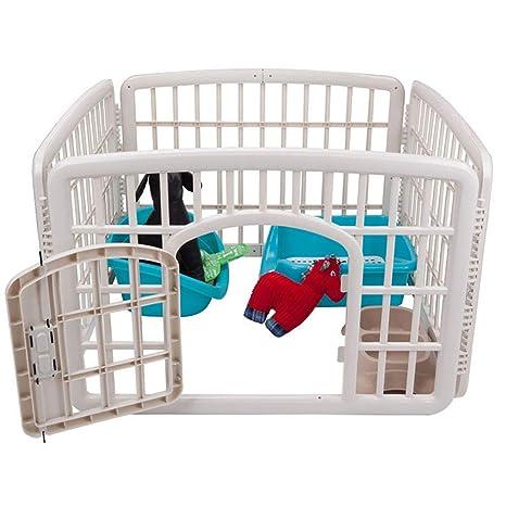 Parque Infantil para Mascotas, Jaula de Interior para Animales ...
