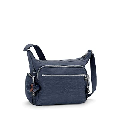 ff153a9166 Kipling Gabbie, Women's Shoulder Bag, Blau (True Blue), One Size ...