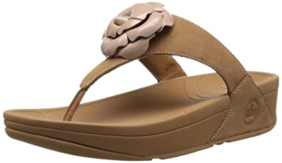 46baa645fd8 Fitflop Sandals Florent Frenchie Pink UK8 Frenchie Pink  Amazon.co ...
