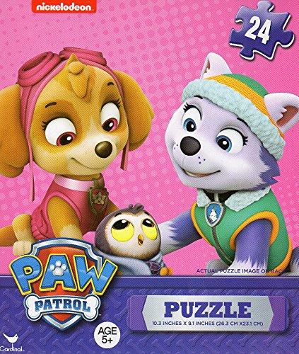 Paw Patrol Jigsaw Puzzle Everest