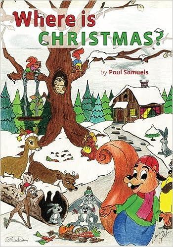 where is christmas paul samuels 9781439213049 amazoncom books - Where Is Christmas