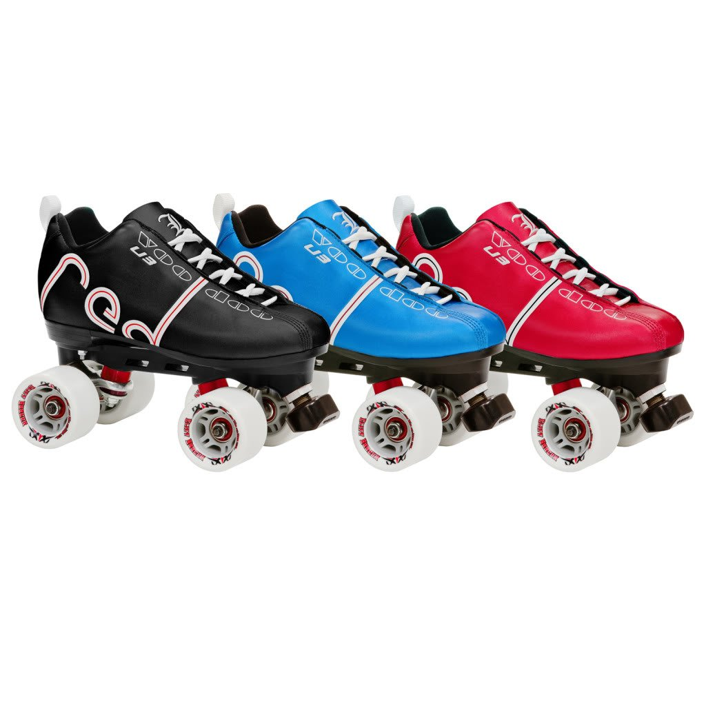 Labeda Voodoo U3 Quad Speed Roller Skates by Labeda