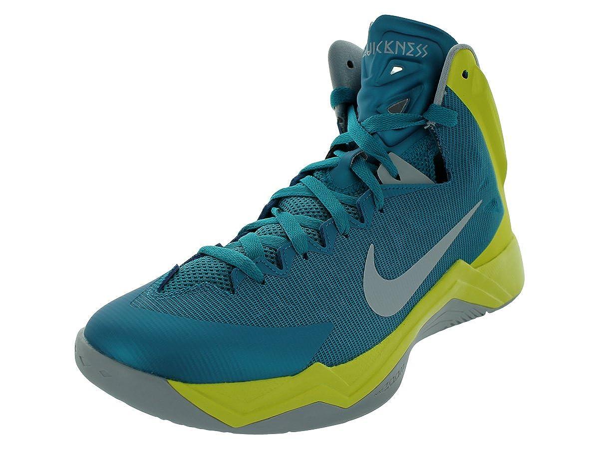 Amazoncom Nike Zoom Hyperquickness Mesh Basketball Shoes Basketball