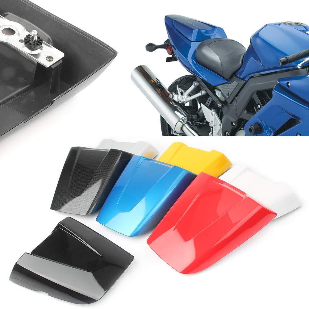 GZYF Motorcycle Rear Passenger Pillion Seat Cowl Fairing Cover SUZUKI SV650//SV1000 2003-2010 Black