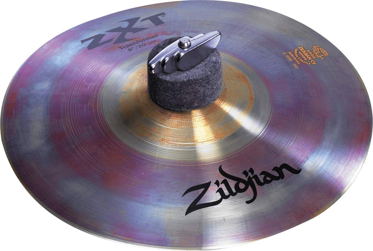 Zildjian 8'' FX Trashformer Cymbal by Avedis Zildjian Company