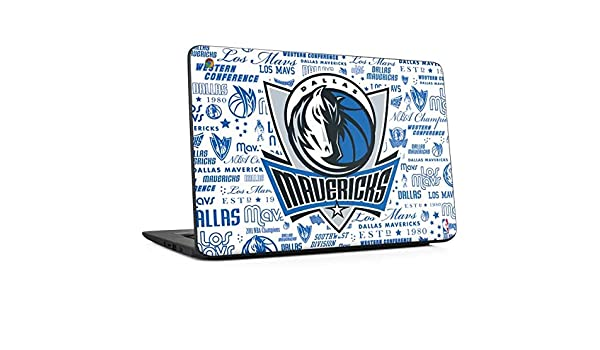 Amazon.com: Skinit NBA Dallas Mavericks Chromebook 14 G5 Skin - Dallas Mavericks Historic Blast Design - Ultra Thin, Lightweight Vinyl Decal Protection: ...