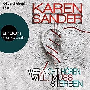 Wer nicht hören will, muss sterben (Georg Stadler & Liz Montario 2) Audiobook