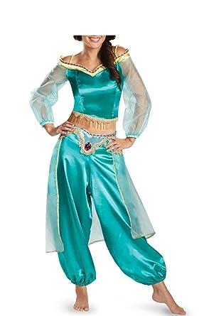 xiemushop - Disfraz de Princesa Arabe Para Mujer Traje de bailarina Cosplay  Halloween  Amazon.es  Ropa y accesorios 4093074d180