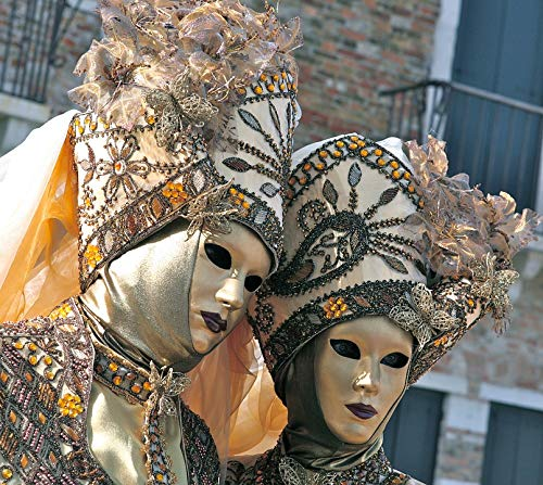 Photography Poster - Costume, Masked Ball, Venetian, -