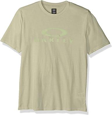 Oakley O Bark Camiseta, Ejército Lavado, L para Hombre: Amazon.es: Ropa y accesorios
