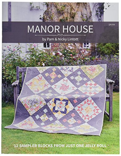 The Quilt Room TQR1506 Manor House Pattern