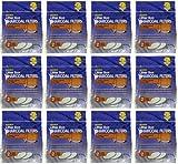 Booda litter box charcoal filters for booda Dome 24pk (12 x 2pk), My Pet Supplies