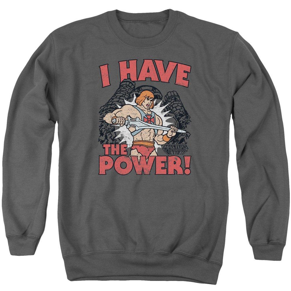 Masters of the Universe Herren Sweatshirt Opaque Grau grau