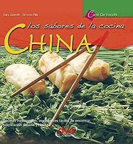 Los sabores de la cocina china (Spanish Edition) by [Gianotti, Sara,