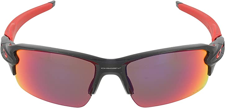 0ae5477d04 Men s Flak 2.0 OO9295 Polarized Iridium Rectangular Sunglasses