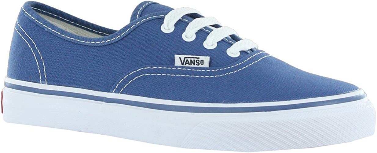 Vans , Baskets pour fille Bleu Bleu marine - Bleu - Bleu marine ...
