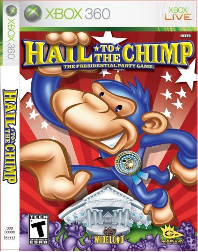 Hail To The Chimp: The Presidential Party Game - Xbox 360 by