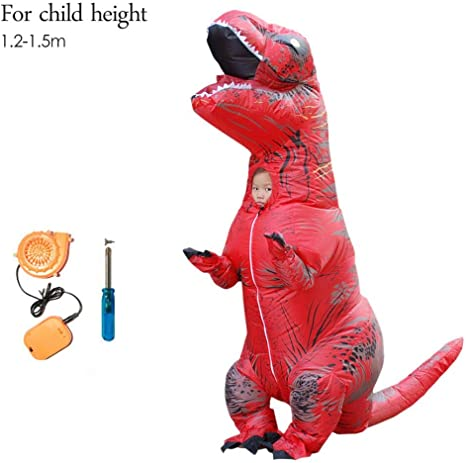 About Beauty Inflable Trex Traje Adulto Niños Dinosaurio para ...