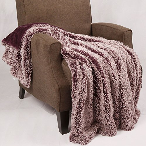 (Home Soft Things Wholly Mammoth Throw Blanket, 50