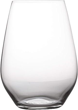Maxwell & Williams - Juego de 6 Vasos de Vino Tinto (540 ml)
