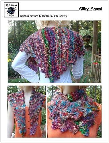 Bücher lesen kostenlos herunterladen Silky Shawl - Knitting Pattern PDF PDB CHM by Lisa Gentry